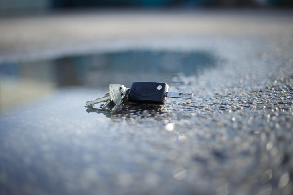 ekstra nøgle til bil
